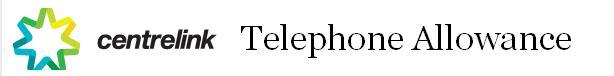 centrelink telephone allowance