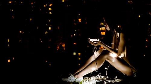 cyber punk broadband girl