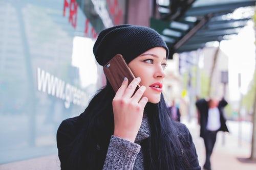 phone call scam scammer woman nbn