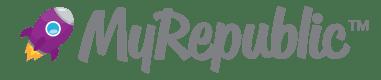 MyRepublic broadband provider logo